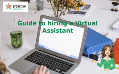 Guide to hiring a Virtual Assistant