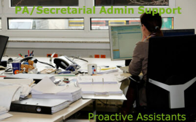 PA Secretarial